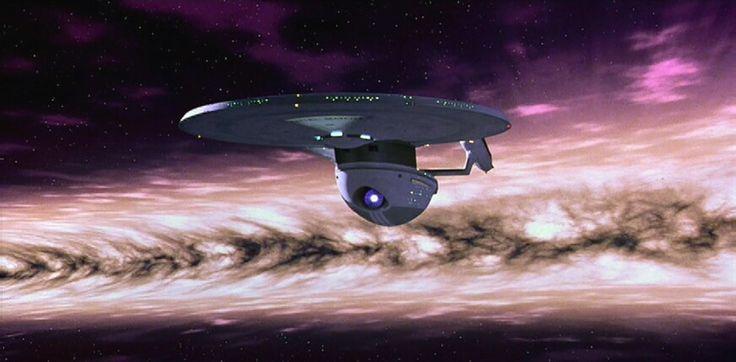 Star Trek new Excelsior