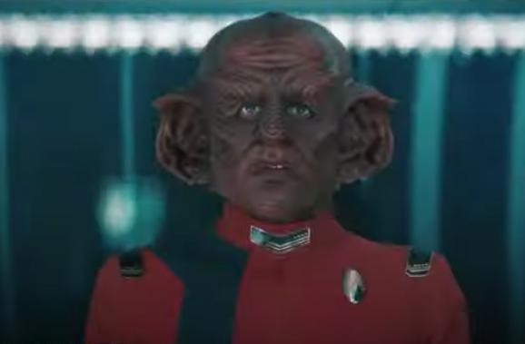Star Trek Discover season 4 Ferengi
