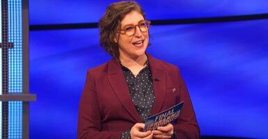 mayim Bialik, Jeopardy