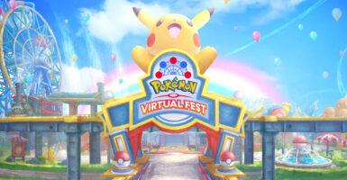 pokemon theme park