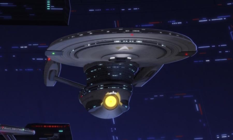 Star Trek Obena class