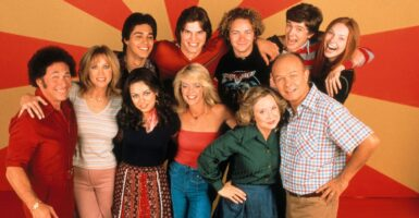 that 70s show, that 90s show
