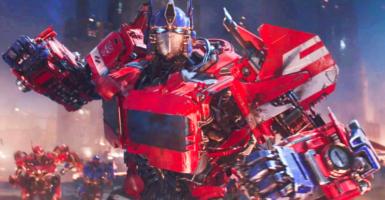 transformers 7 optimus prime